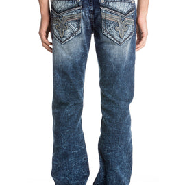 ROCK REVIVAL HAYDEN A203 ALT STRAIGHT ACID JEAN