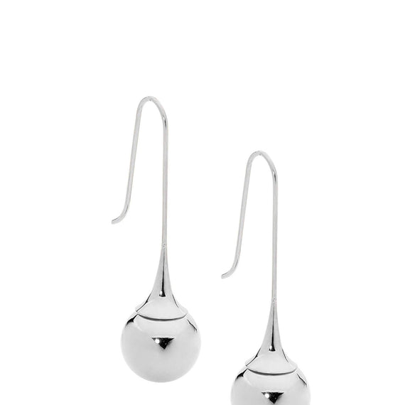 PASTICHE BALL DROP EARRINGS STAINLESS STEEL
