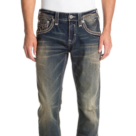 ROCK REVIVAL MATT A202 ALT STRAIGHT JEAN