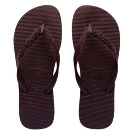 HAVAIANAS THONGS BROWN