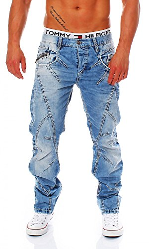 CIPO & BAXX MENS JEAN REGULAR FIT