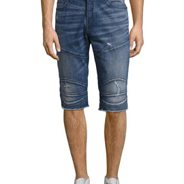 TRUE RELIGION ROCCO BIKER SHORT