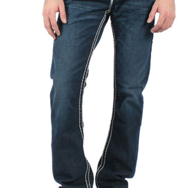 TRUE RELIGION RICKY SUPER T MENS JEAN SPD RANSOM