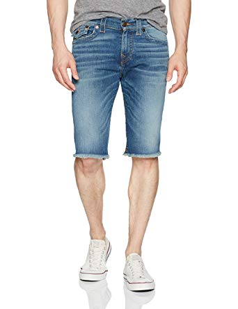 TRUE RELIGION RICKY FLAP SHORT SE FLAGSTONE