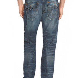 TRUE RELIGION MEN'S JEAN GENO W FLAP SE CIYM URBN