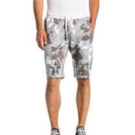 ROCK REVIVAL CAMO PRINT DRAWSTRING SHORTS