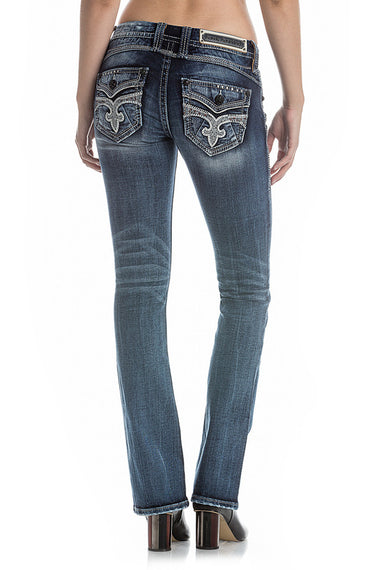 ROCK REVIVAL STACEY B203 BOOT CUT JEAN