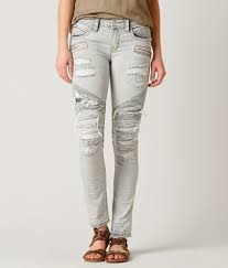ROCK REVIVAL GABY MOTO S208 GABY MOTO DESTRUCTION, FADED WASH