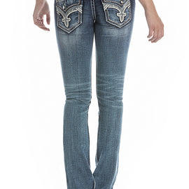 ROCK REVIVAL HETTIE B203 BOOT JEANS