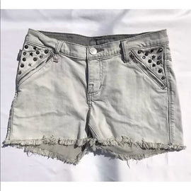 ROCK & REPUBLIC PIXIE GREY SHORT