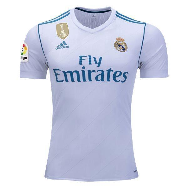 Ronaldo Real Madrid Club World Cup Authentic Home Jersey 17 18 ... 0db57d308
