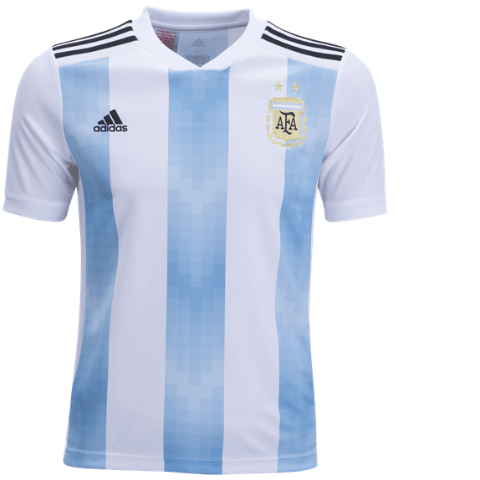 c91b086d622 Dybala Argentina National Team 2018 Home Jersey Youth - Soccer Edge