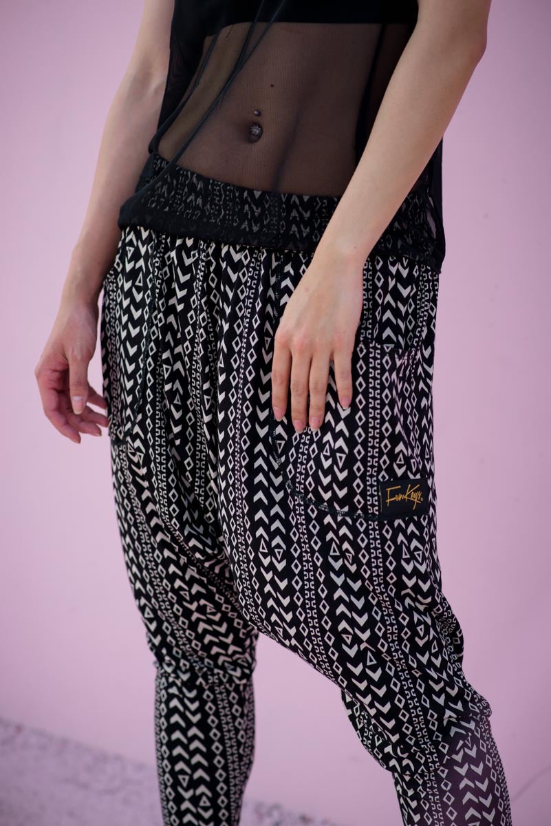 Tribal Funkeys pants