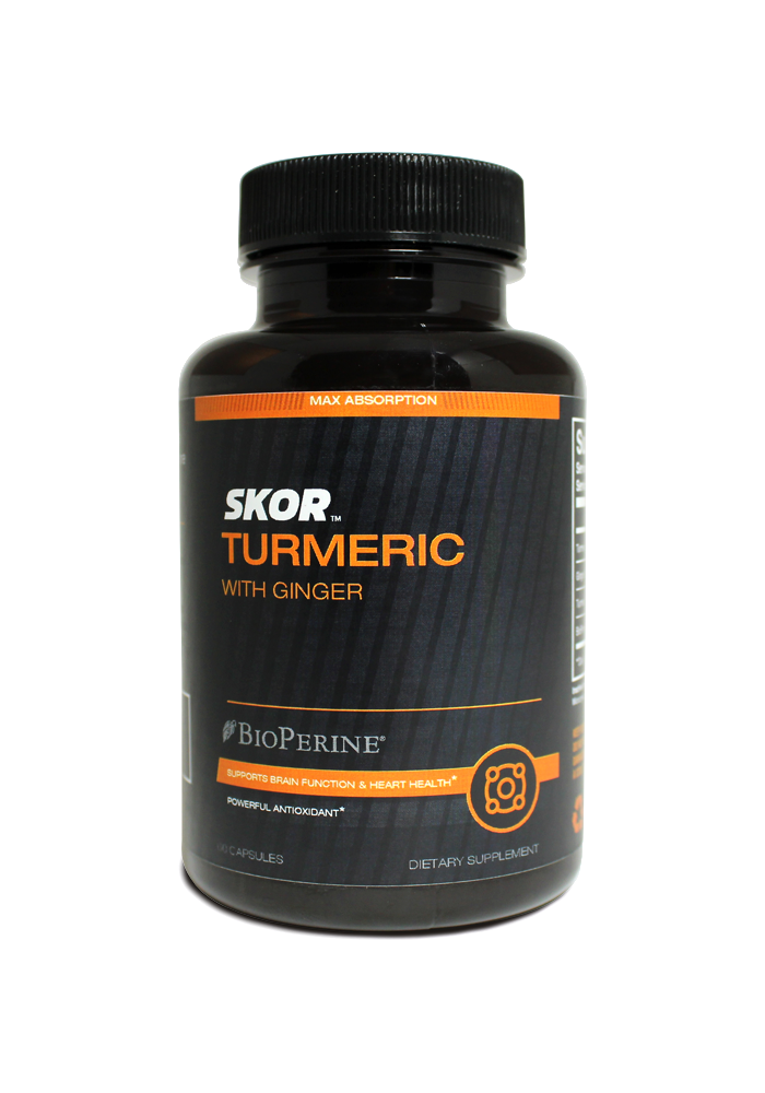 Turmeric w/ Ginger (60 ct.)