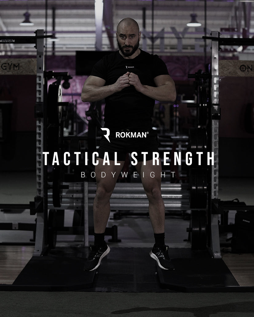 Tactical Strength: Bodyweight