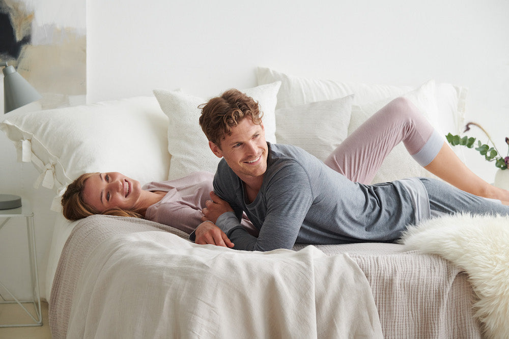 Sleep better with Dagsmejan sleepwear
