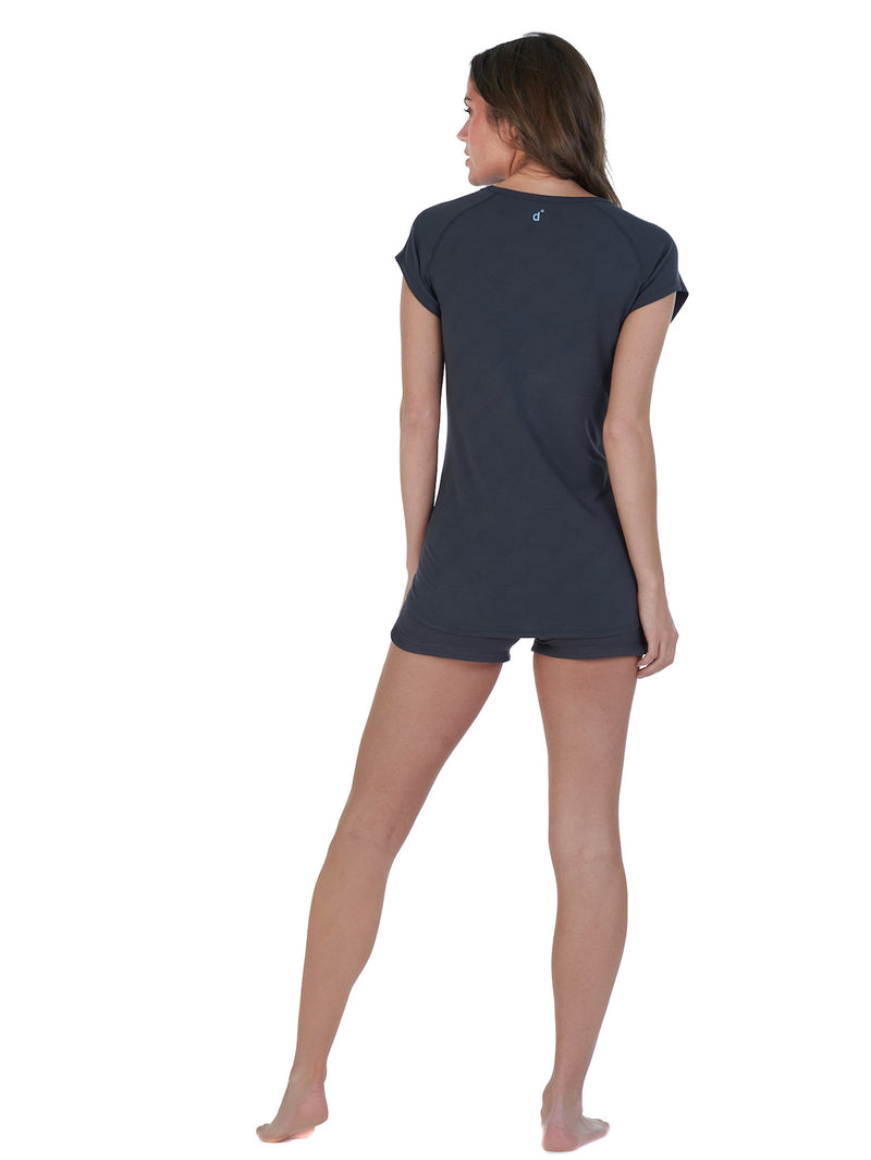 T-SHIRT WOMEN <br />—NATTWELL® SLEEP TECH