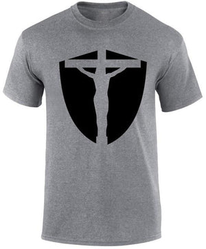 Jesus Shield - Men's Tee