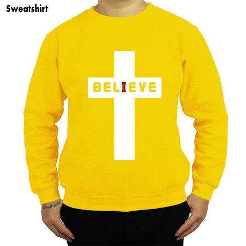 Christian Believer - Men's Premium Sweater