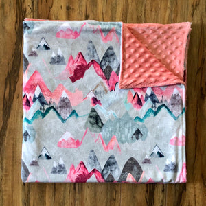 Mountain Bliss Blanket
