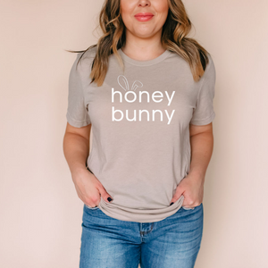 Honey Bunny Adult Tee