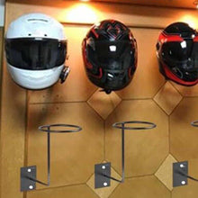 Load image into Gallery viewer, Aluminum Motorcycle Helmet Hanger