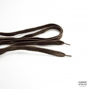 Men's Shoelace Brown