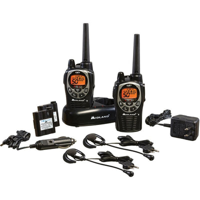 Midland GXT1000VP4 - Two Way Radio Kit
