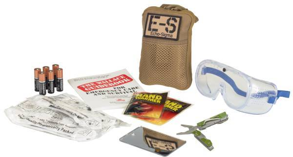 Get Home Bag: SOG Special Edition Emergency Kit