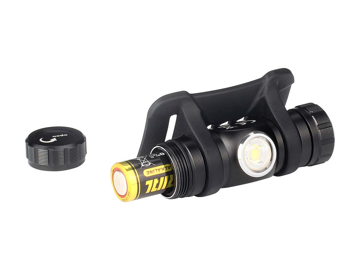 Fenix HM23 240 Lumen LED Headlamp