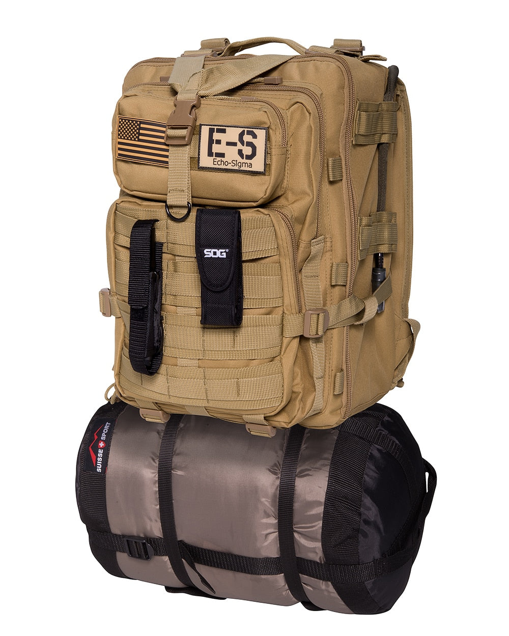 Bug Out Bag Complete Emergency Kit