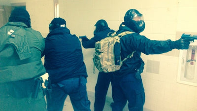 Active Shooter Response System - ASRS