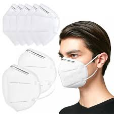 KN95 Masks 5 pack (shipping in 1-2 business days) from time of order