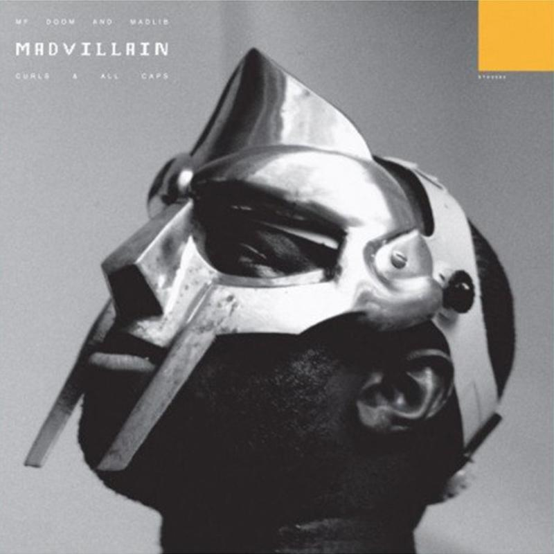 Madvillain (MF Doom and Madlib) - Curls & All Caps [LP]