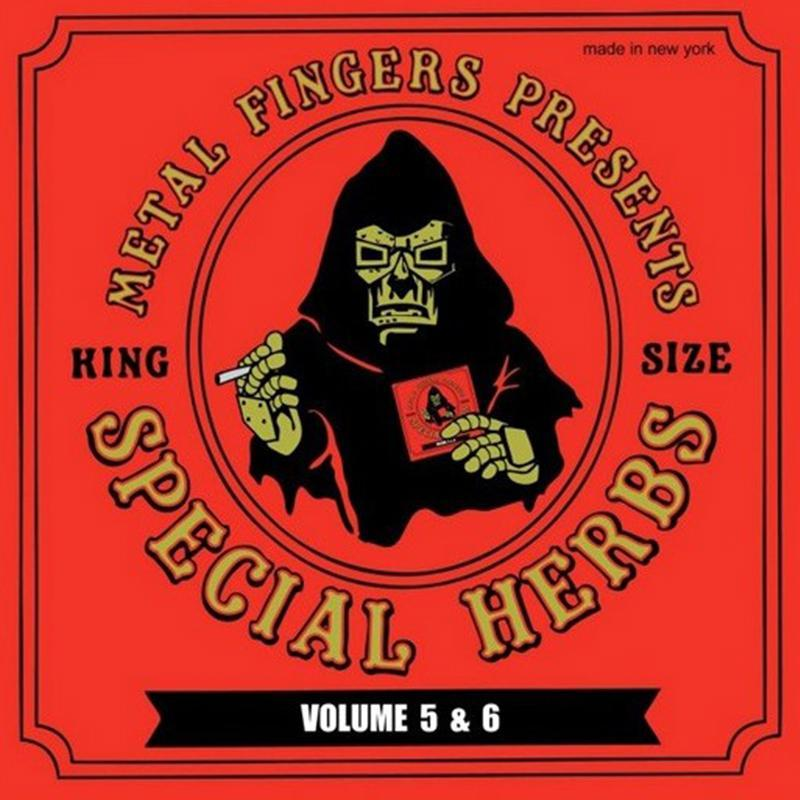 MF Doom - Special Herbs Volumes 5 & 6 [2LP]