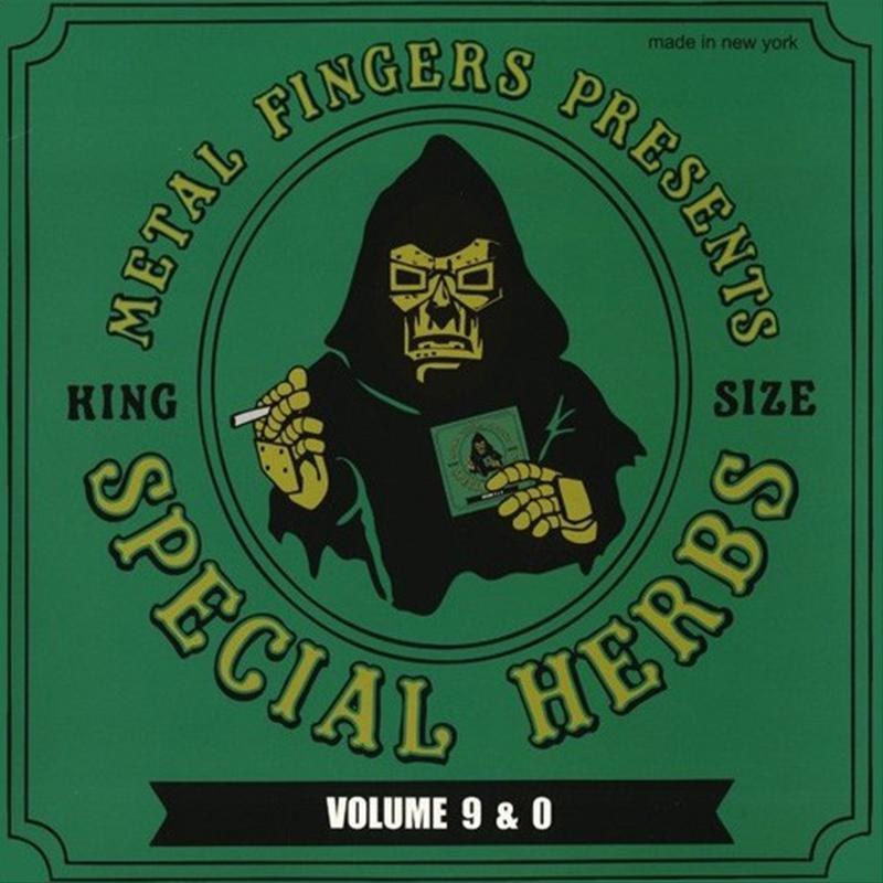 MF Doom - Special Herbs Volumes 9 & 10 [2LP]