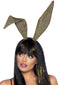 Leg Avenue Bendable Glitter Bunny Rabbit Ear Headband
