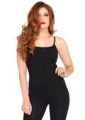 Leg Avenue Basic Full Length Seamless Spandex Unitard