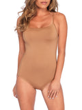 Leg Avenue Basic Low Back Seamless Cheeky Bodysuit