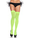 Leg Avenue Classic Opaque Nylon Thigh High Stockings