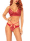 Sweetheart Bra & Panty Set