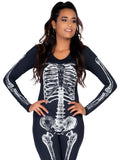 X-Ray Skeleton Costume