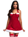 Leg Avenue 2-Piece Santa's Little Helper Christmas Costume
