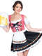 Leg Avenue Beer Garden Babe Oktoberfest Dress Costume