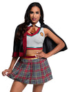 Leg Avenue 3-Piece Spellbinding School Girl Costume Set