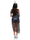 Leg Avenue 2-Piece Moon Goddess Costume With Headpiece