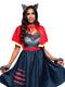 Leg Avenue 6-Piece Teen Wolf Costume Swing Dress Set