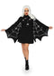 Leg Avenue Jersey Spider Dress With Scalloped Web Wings