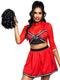 Leg Avenue 3-Piece Varsity Babe Cheerleader Costume Set