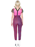 Leg Avenue 3-Piece Comic Vixen Jumpsuit Costume Set